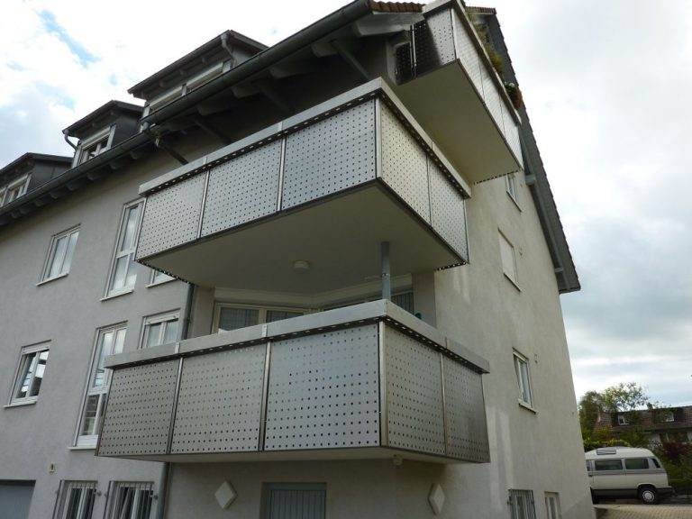 Hebelstraße Kandern Balkon