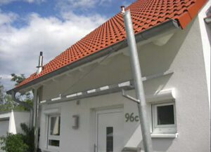 Schlosserei Bodack GmbH Hauseingang