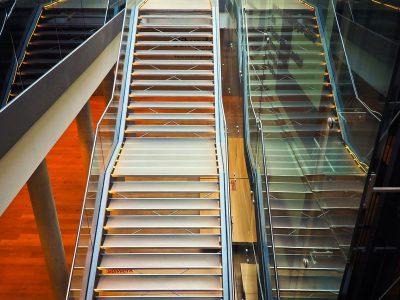 Schlosserei Bodack GmbH Metallbau Treppe